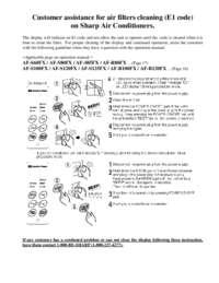 AF-S100FX  AF-S120FX  AF-S125FX Operation Manual (3800K)