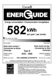 Canada EnergyGuide