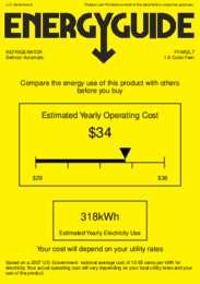 FFAR2L7 Energy Guide
