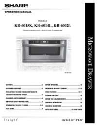 KB-6002L  KB6014L  KB-6015K Operation Manual (780K)