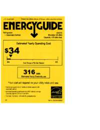 Energy Guide (126.99 KB)