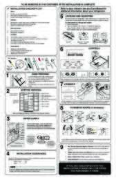WWSS2601KW Installation Guide