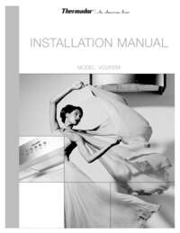 Remote Control Panel Installation Instructions