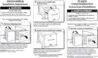 Sound Shield Installation Instructions