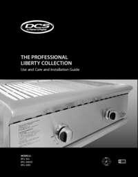 Liberty BFG-30 Manual