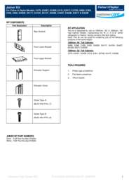 Joiner Kit Instructions