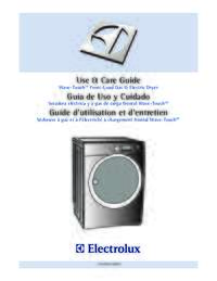 Use and Care (English)