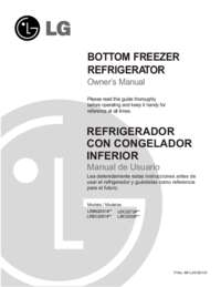 Refrigerators Manual English