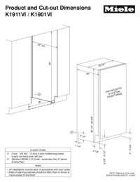 Vi Refrigerators (36 inch)