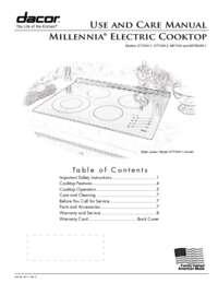 Use&Care Manuals PDF [2.25 MB]