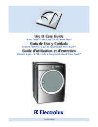 Use and Care (Spanish)