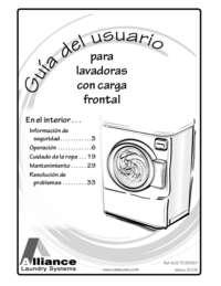 LTSA7A*N Use and Care Mnl