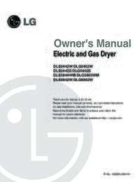 Dryers Manual English