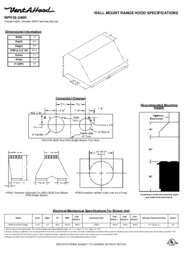 NPH18-348H Specifications