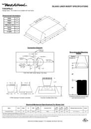 TH454PSLE Specifications