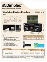 GDS251111BA Specs & Features