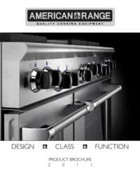 2011 Product Brochure