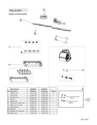 Parts List/Exploded View