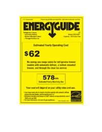 LFX31935ST Energy Guide