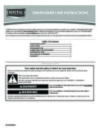 MDC4809PA Use & Care