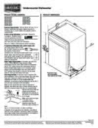 MDB4409PA Dimension Guide