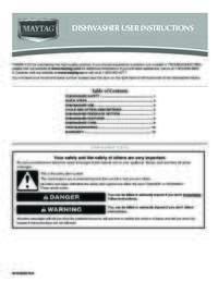 MDB4709PA Owner's Manual