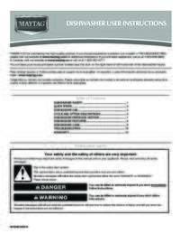 MDB7759SA Owner's Manual