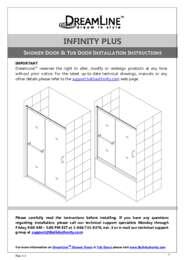 Infinity Plus Manual