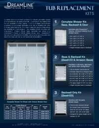 Shower Backwalls