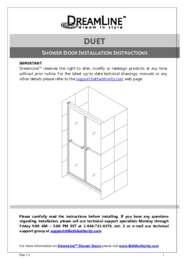 Duet Series Manual