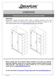 Unidoor Series Manual