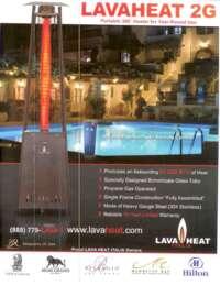Lava Heat LAVAHEAT2GHB - Lava Heat 2G Item Info