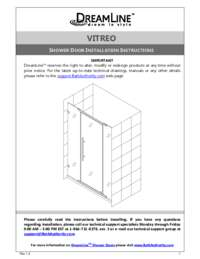 Vitreo Series Manual