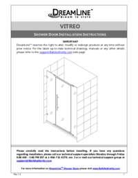 Vitreo Series Manual