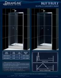 Sliding Bifold Shower Doors Info