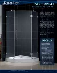 Neo Series Shower Enclosures Info