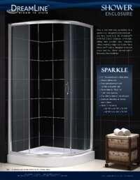 Dreamline Shower Enclosure Series