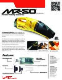 Vapamore MR-50 Flyer