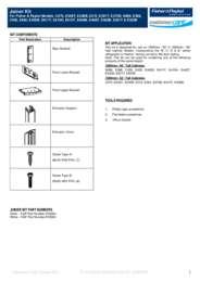 Joiner Kit Instructions