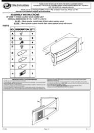 EL-251 Assembly Instructions