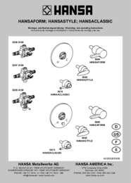 Valve Specification Sheet