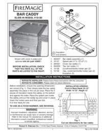BAR CADDY OWNERS MANUAL.PDF