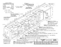 Alfresco Cutout Dimensions