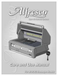Care and Use Manual