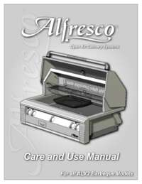 Use and Care Manual