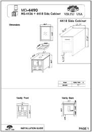 MD-4490-Specification Sheet