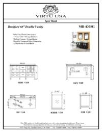 MD-4305-Specification Sheet