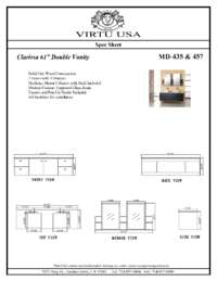 MD-457-Specification Sheet