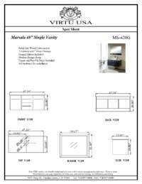 MS-420-Specification Sheet