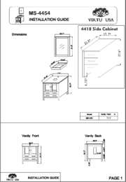 MS-4454-Specification Sheet